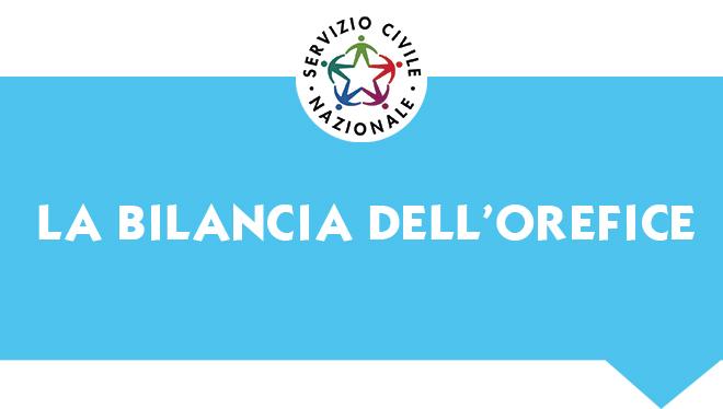 Progetto LA BILANCIA DELL'OREFICE