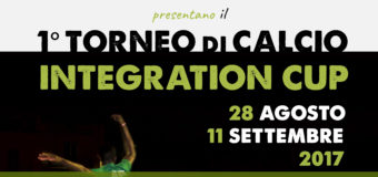 Al via il torneo Integration Cup