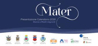 """Comunicato stampa: """"Calendario 2019 Mater: Donne e Madri Migranti"""""""