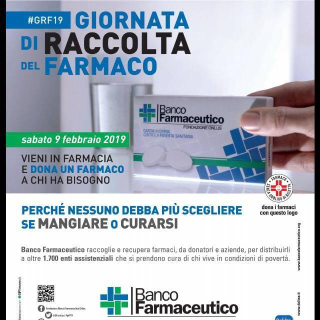 Giornata di Raccolta del Farmaco, I volontari della Coop. Il Sentiero in prima linea con la Fondazione Banco Farmaceutico