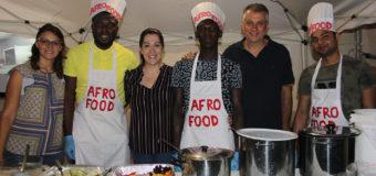 AFROFOOD 2019: rifugiati ai fornelli per la comunità di Padula