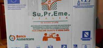 Progetto SU.PRE.ME.ITALIA : La Cooperativa il Sentiero con il Banco Alimentare in prima linea contro la povertà alimentare.